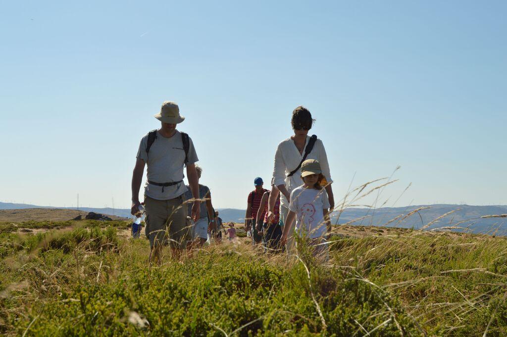Kidsproof kinderwandelvakantie Portugal Quinta Rural