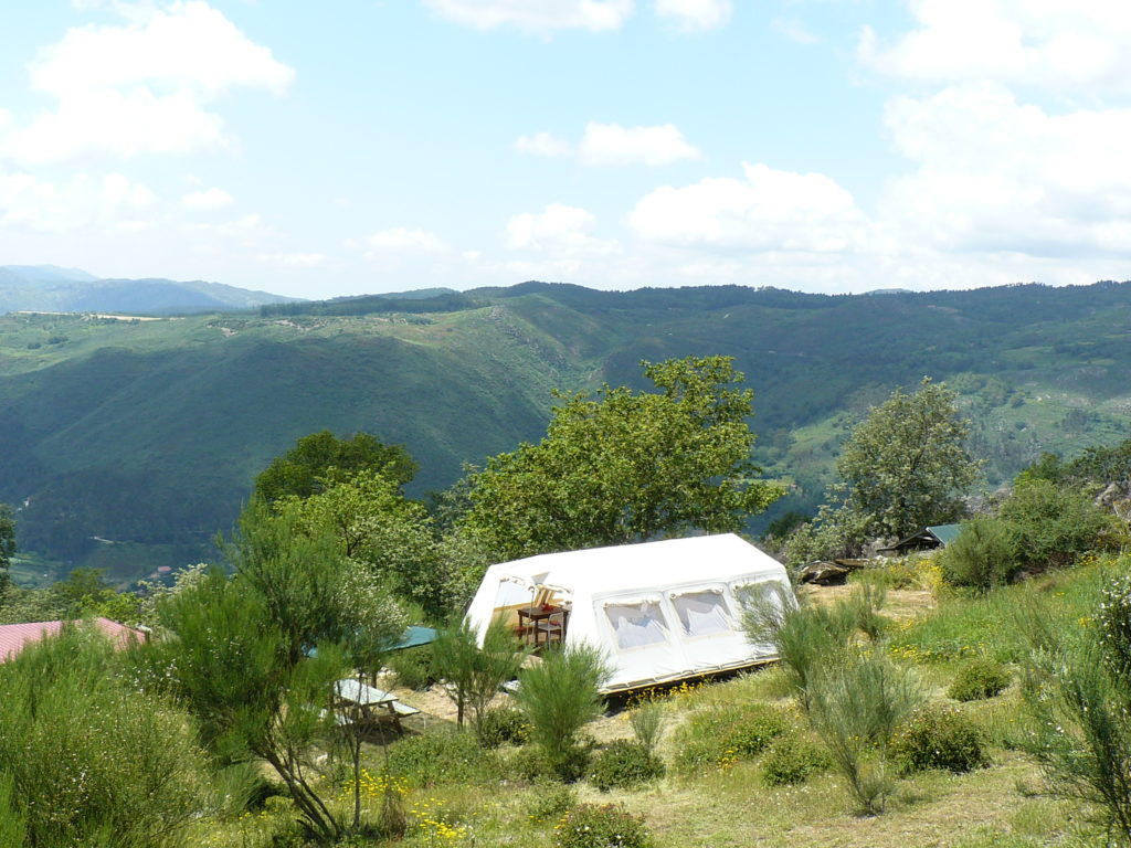 Glamping Portugal : welcome to our quirky FarmCamp in the mountains of North Portugal