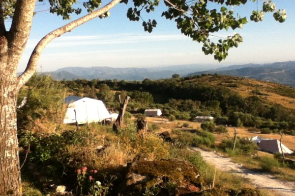 nature retreat camping and glamping Portugal Quinta Rural