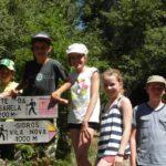 Kindvriendelijke glamping en camping wandelen Noord Portugal