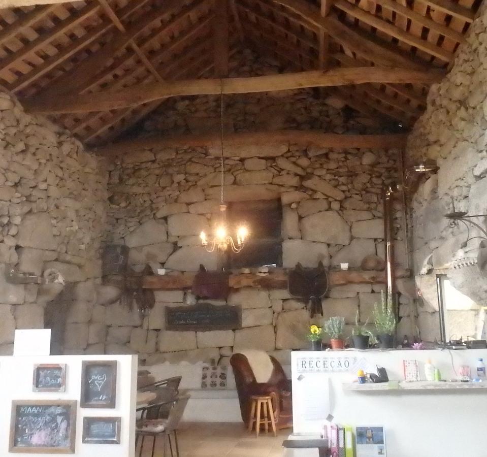 Rustige natuurcamping Noord Portugal met bar en bistro