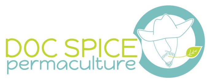 Doc spice permaculture david spicer logo