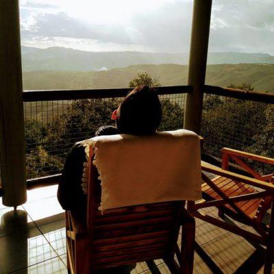 Monte de Burras Quinta Rural Mountain Lodges. Glamping : Bungalows com vista unica