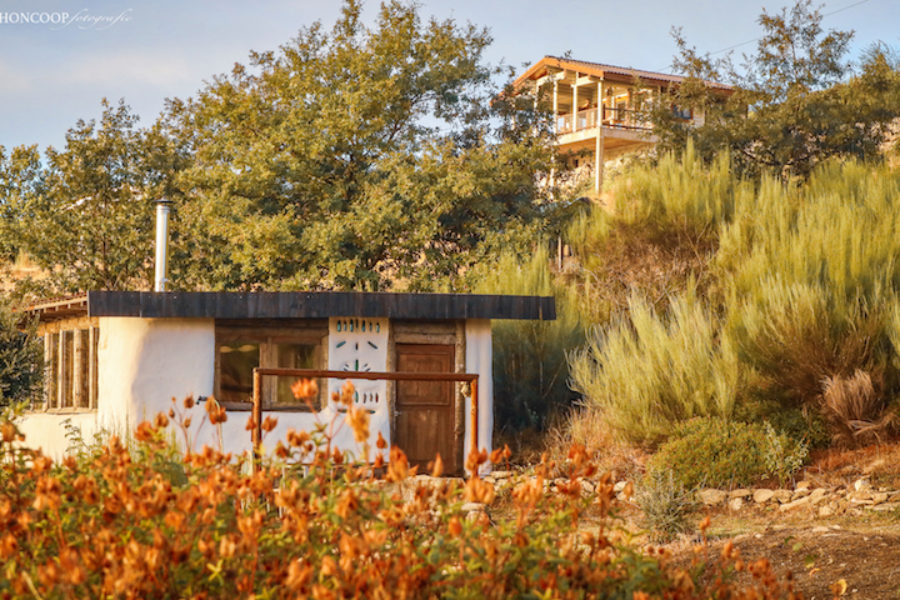 eco lodge Noord Portugal